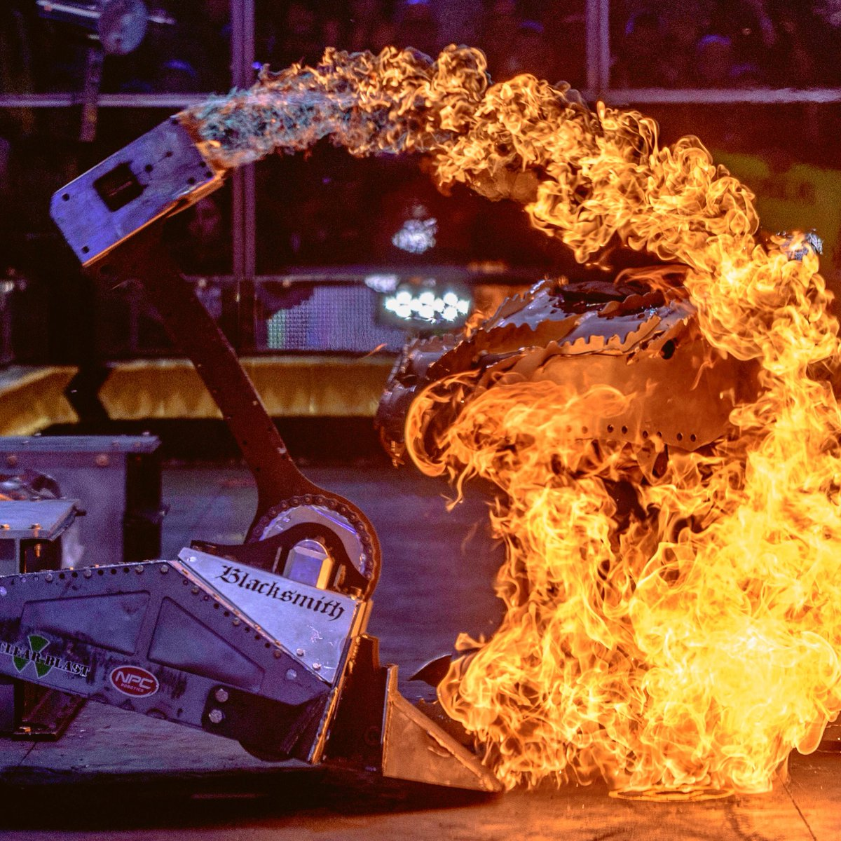 New BattleBots season is only 6 days away, and we now know what bots are fighting