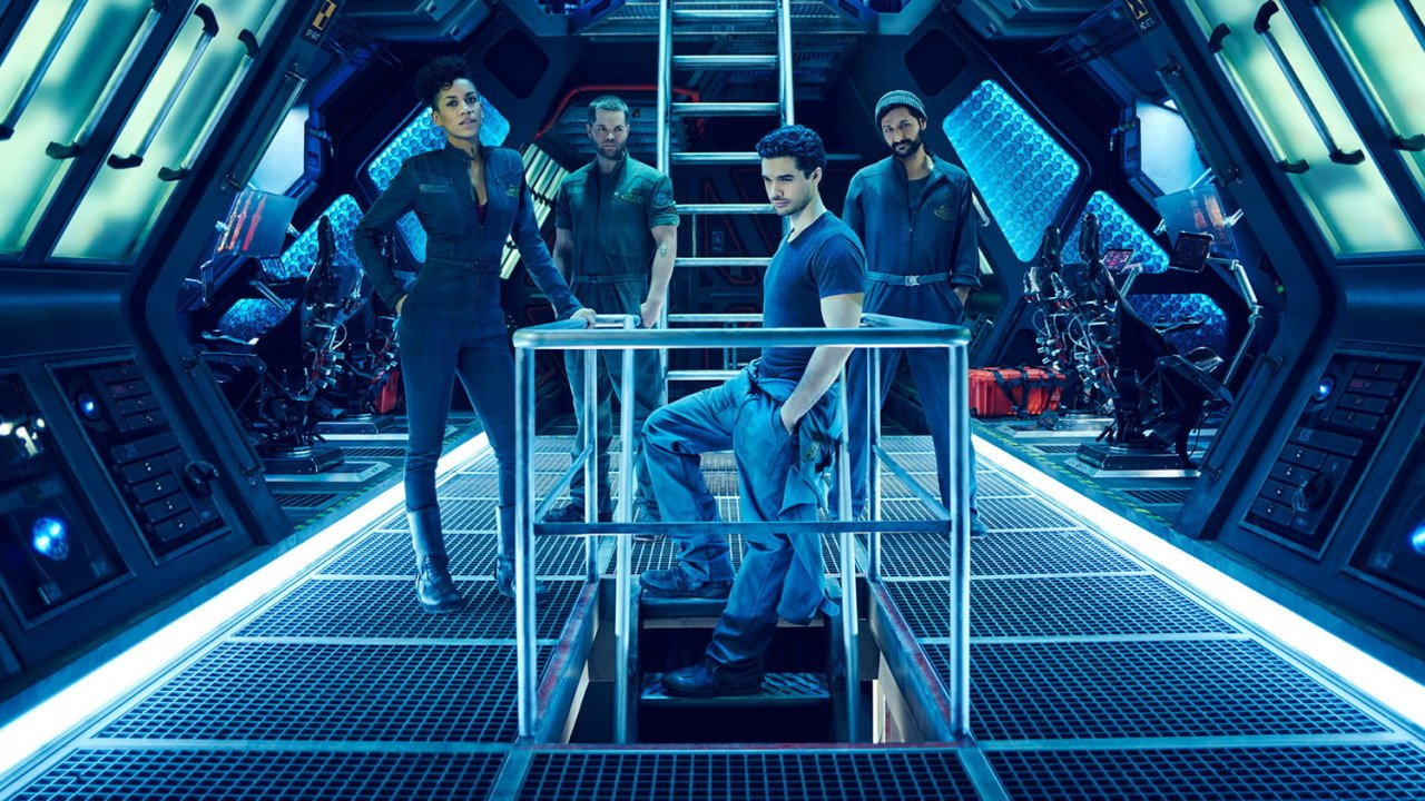 Amazon is taking the lead, and renewed THE EXPANSE for a 4th season!