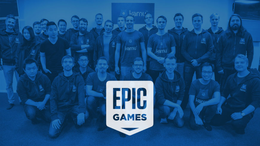 EpicGames buys Anti-Cheat 'Kamu'